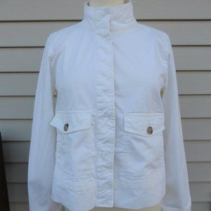 GAP Women's White Jacket Blazer